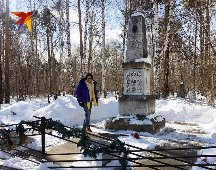 В Екатеринбурге Андрей Малахов посетил мемориал погибших туристов
