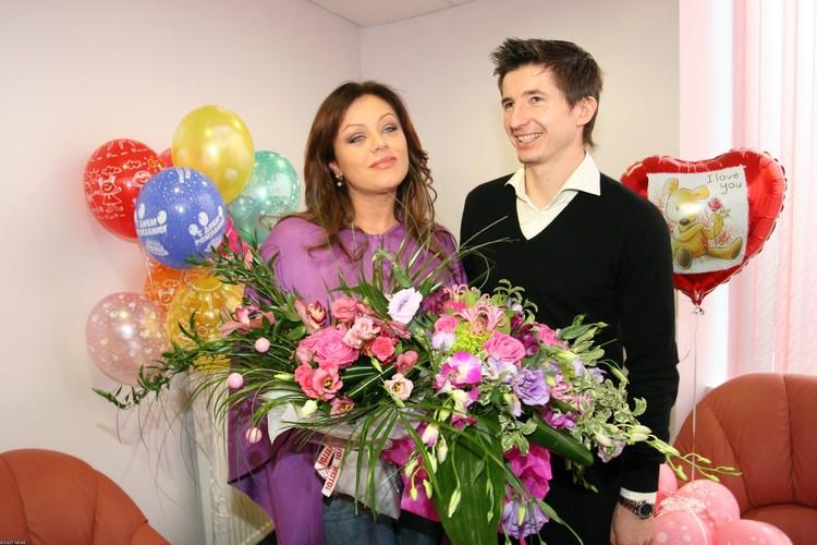 Юлия Началова и Евгений Алдонин