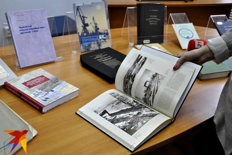 Книга будет направлена в библиотеки, школы и вузы Мурманска и Санкт-Петербурга.