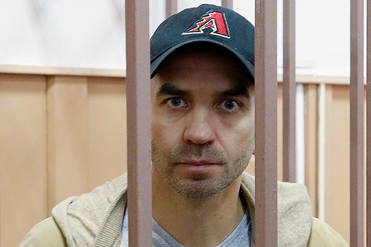 Басманный суд отправил под стражу на два месяца бывшего министра Михаила Абызова. Фото Юрий Кочетков/EPA/ТАСС