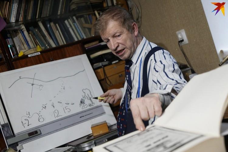 Юрий Кунцевич настаивает на возобновлении уголовного дела «дятловцев»