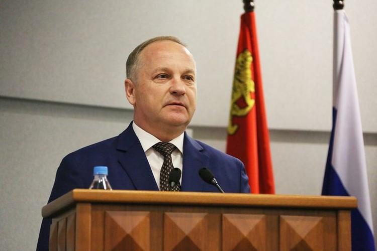 Олег Гуменюк пообещал честно и добросовестно исполнять свои обязанности