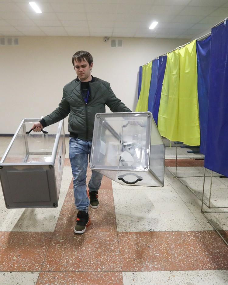 Выборы показали желание украинцев изменить текущую ситуацию.
