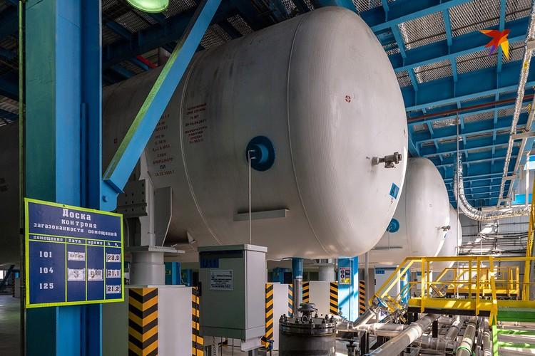 Современные космические заправки могут сохранять криогенные жидкости практически без потерь месяцами