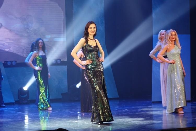 Ксения Полукарова, третья вице-миссис конкурса.