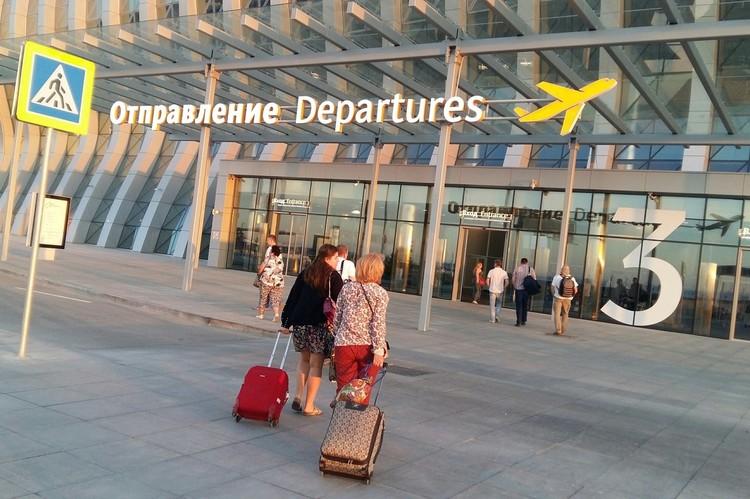 Летом в Крым будут летать самолеты из 55 городов.