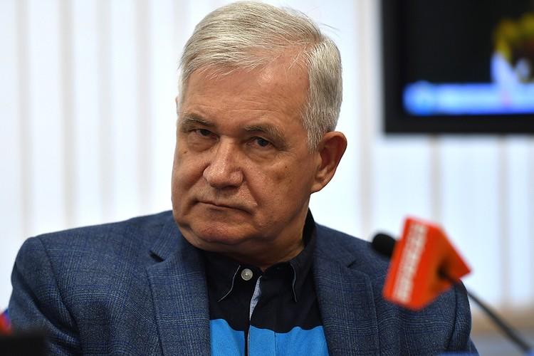 Публицист Владислав Швед.