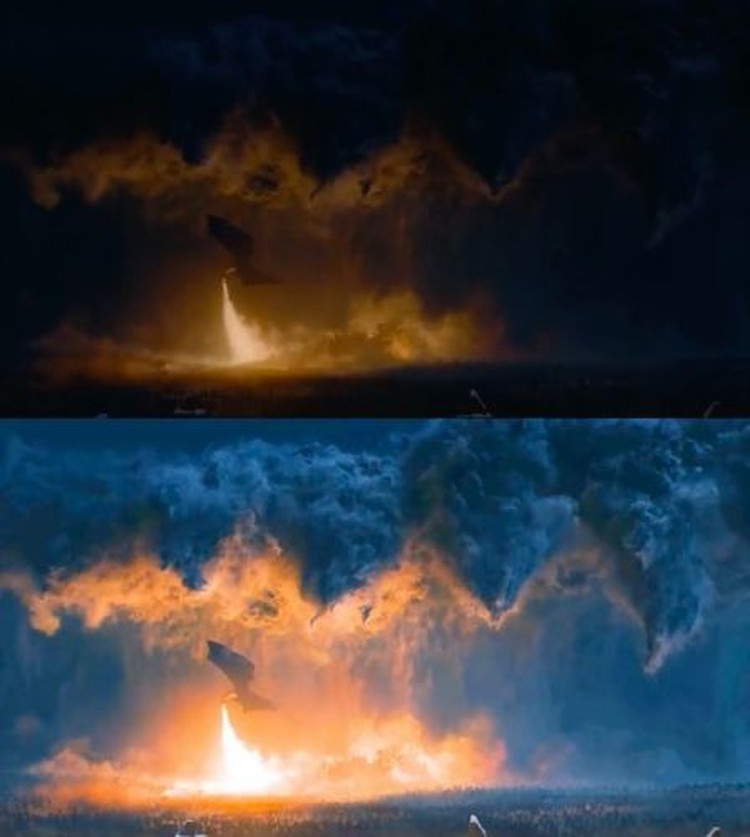 Большинство сцен стали выглядеть эффектнее после осветления