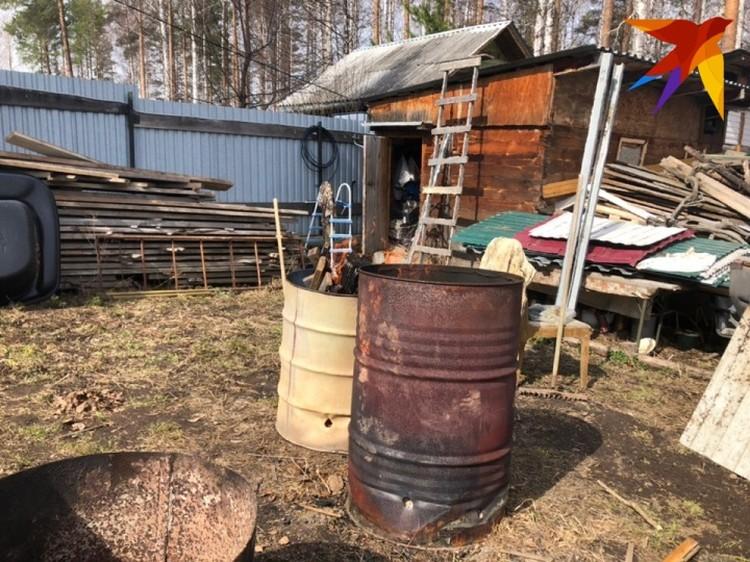 МЧС советуют не сжигать мусор, а вывозить на полигоны.
