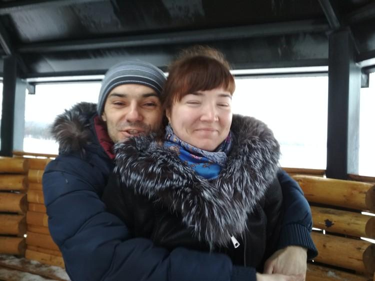 Андрей и Екатерина связали свою жизнь узами брака в декабре 16 года. Фото предоставлено друзьями погибших.