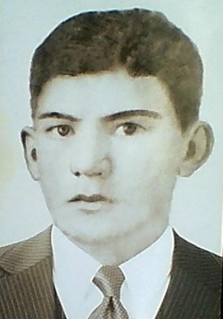 Алексей Тощев пропал в декабре 1942 года.