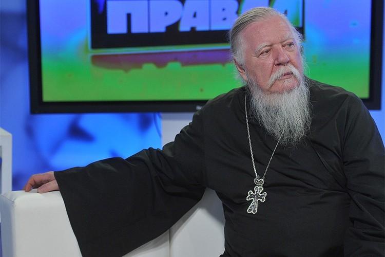 Протоиерей отец Дмитрий Смирнов