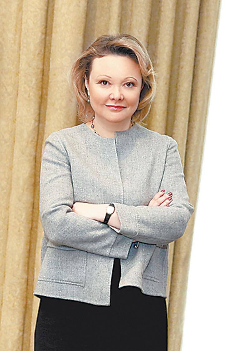 Ирина Жукова. Фото: Пресс-служба ФМИ