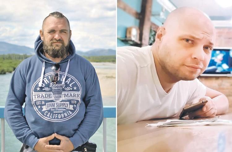 И «даритель» Роман Салтовский (справа), и приобретатель Илья Машков (слева) уверяют, что ни сном ни духом не знали о произошедшей сделке. Фото: ok.ru, Личный архив