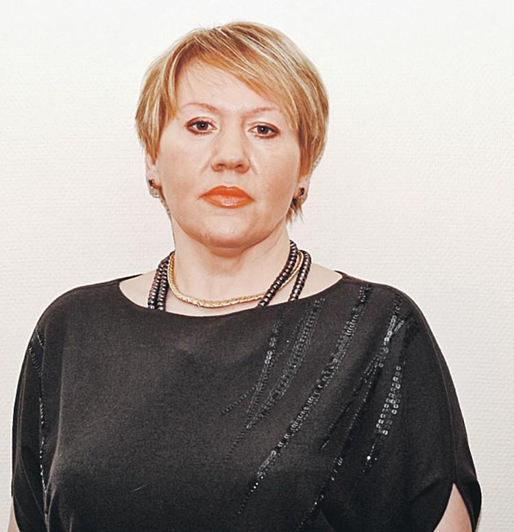 Ирина Калиновская, начальник Московской инспекции качества продукции. Фото: Предоставлено МосГИК
