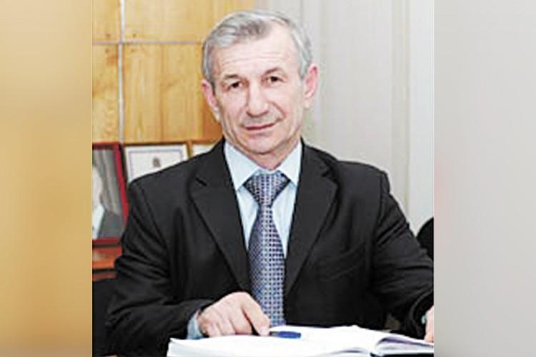 Александр Евсеев, глава района