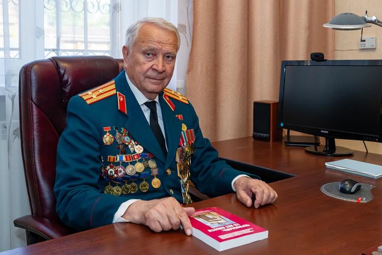 Василий Найда - ликвидатор, военный врач и исследователь, посвятивший 30 лет жизни изучению Чернобыльских хроник.