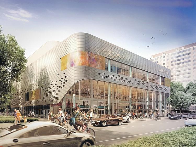 В обновленных кинотеатрах по всему городу откроется 15 районных фуд-холлов. Фото: archsovet.msk.ru