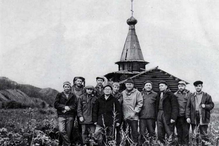 Экспедиция в Якутию. Фото: архивы СО РАН.