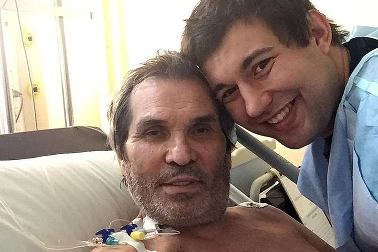 Алибасов провел в состоянии медикаментозного сна 5 суток
