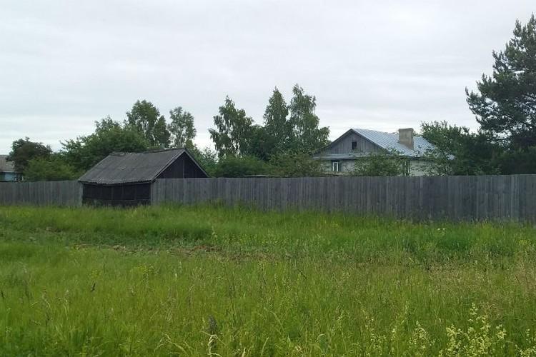 Село Шапкино место довольно глухое.