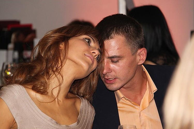 Игорь Петренко и Екатерина Климова были очень красивой парой.