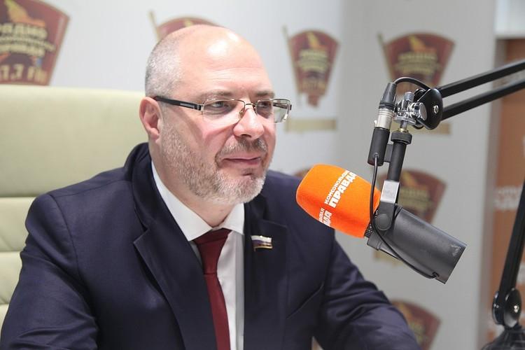 """Сергей Гаврилов: """"Это была заранее спланированная провокация""""."""