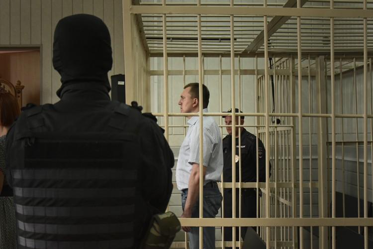 Радченко отказался выслушивать полностью приговор.