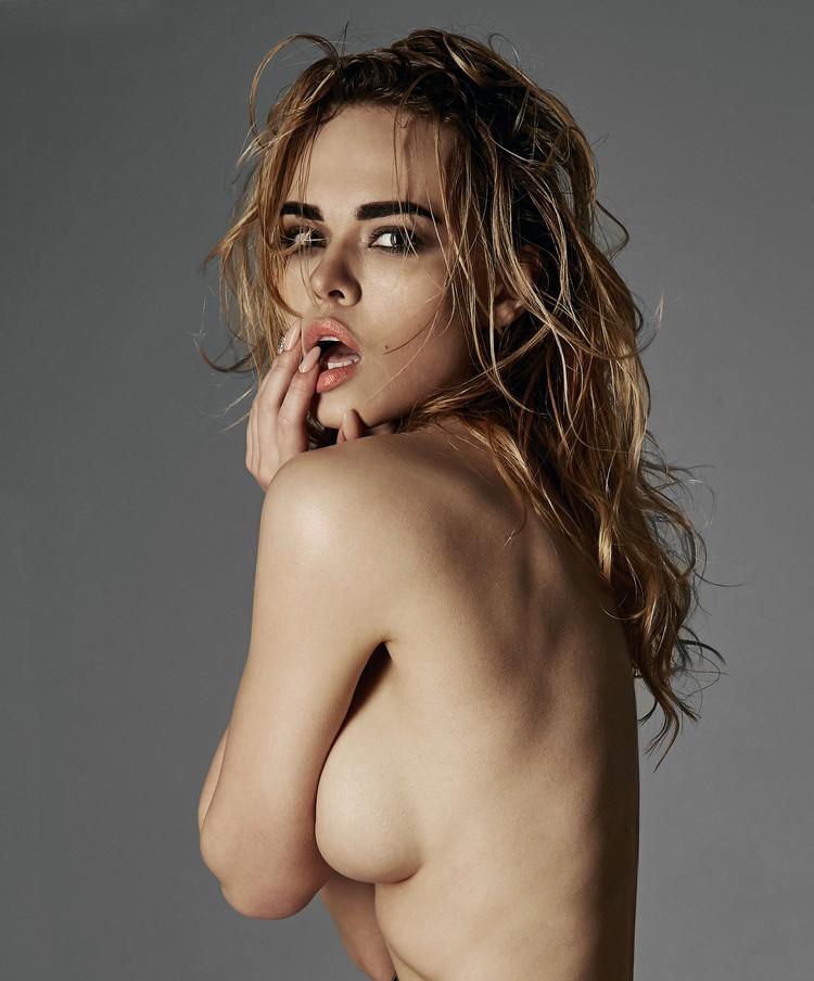 Фотосессия Эллины Мюллер. Фото: Playboy
