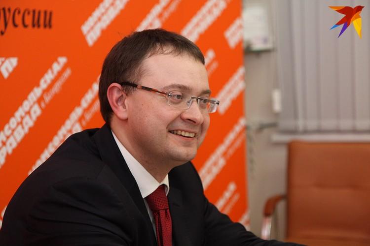 Михалевич Алесь.