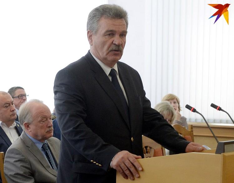 Улахович Николай.
