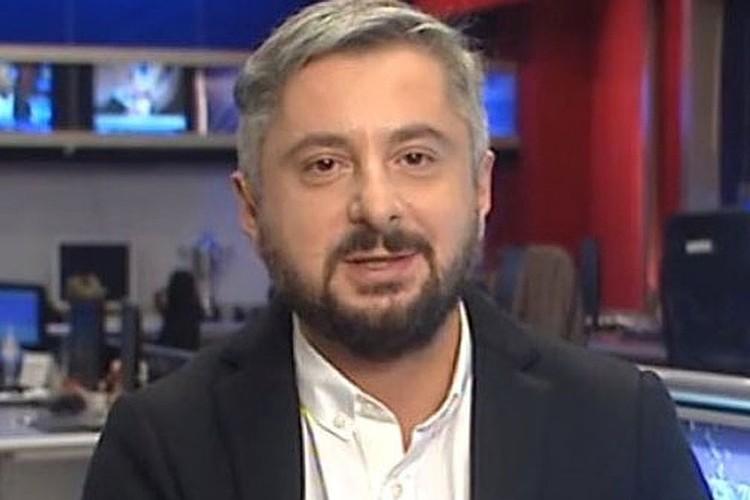 """Генеральный директор телекомпании """"Рустави 2"""" Ника Гварамия. Фото: YouTube"""