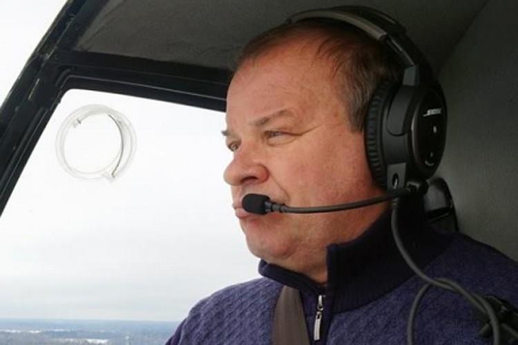 Глава Федерации сверхлегкой авиации Игорь Никитин.