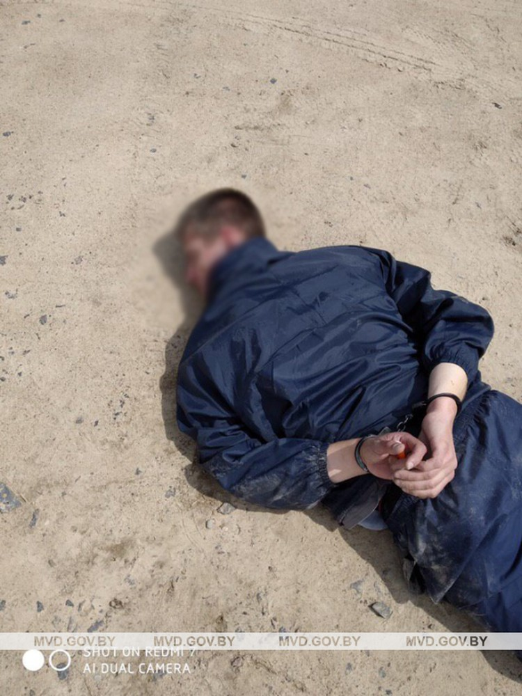 Задержанный рассказал, что распространял наркотики через интернет-магазин. Фото: МВД