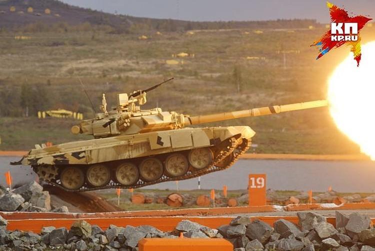 МНогие годы выставка вооружений RAE была визитной краточкой Свердловской области