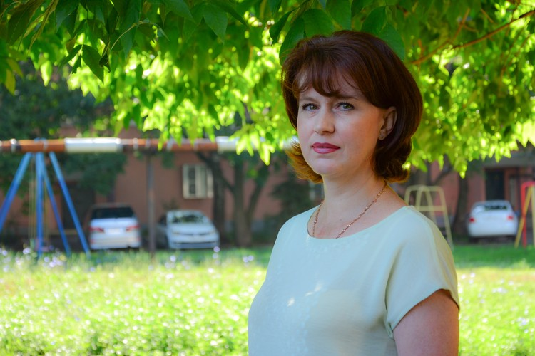 Управляющая микрорайоном Елена Харитонова анонсировала на Мехзаводе новую контейнерную площадку в районе рынка