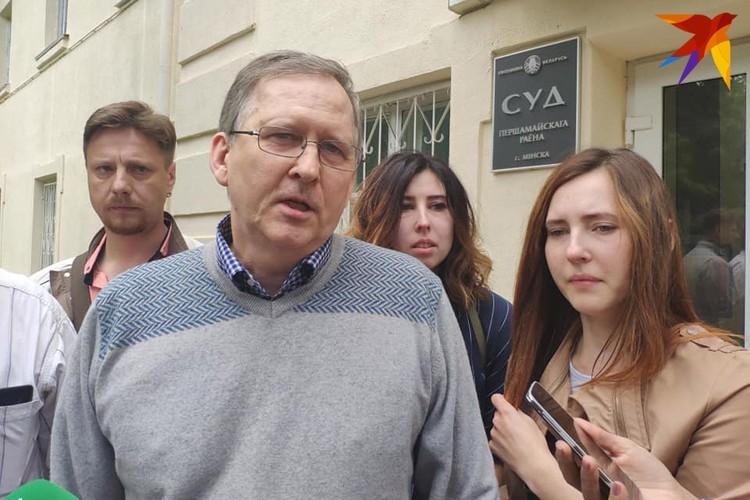 Андрей Головач по-прежнему является главным инженером МЗКТ.