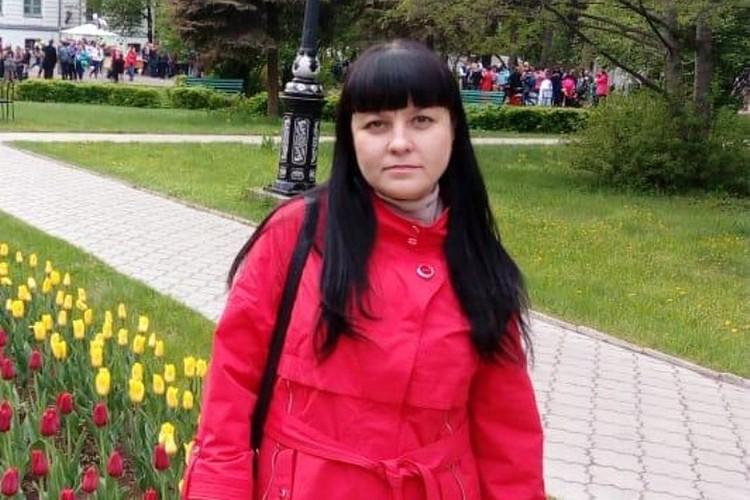 Елена Нестеренко пропала в конце мая Фото предоставлено СУ СК по Кемеровской области