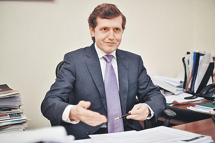 Андрей Бокарев.