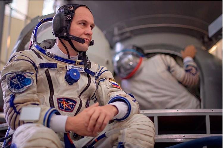 Сергей Рязанский дважды летал на МКС, четыре раза выходил в открытый космос