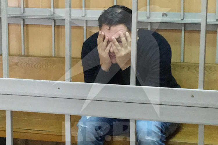 """Гареев о своем поведении в суде: """"Я не хочу его показывать. Я выгляжу плохо""""."""