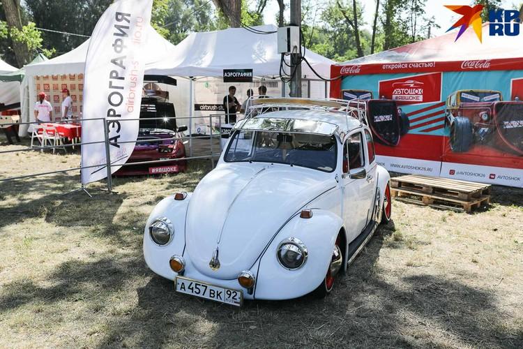 """Volkswagen Käfer - """"жук"""""""