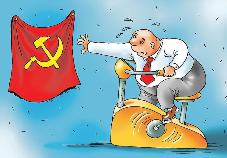 Почему Россия по многим показателям никак не догонит СССР?