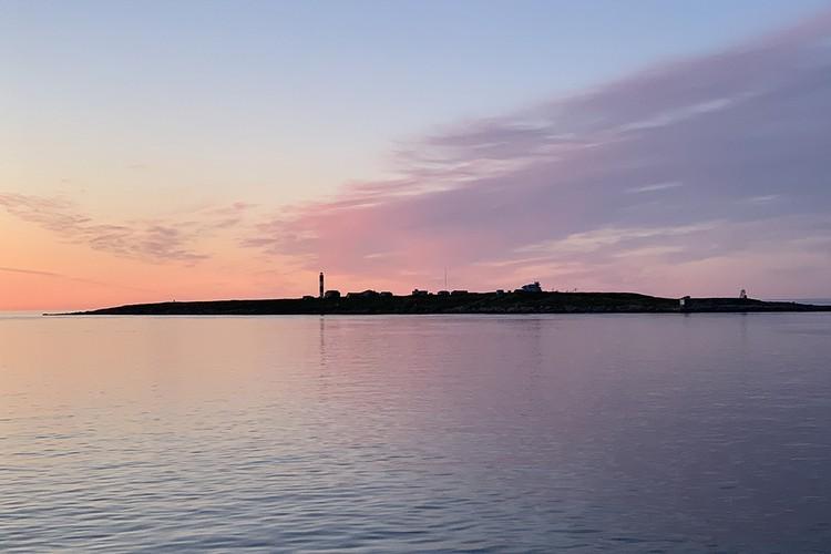 Остров Сосновец