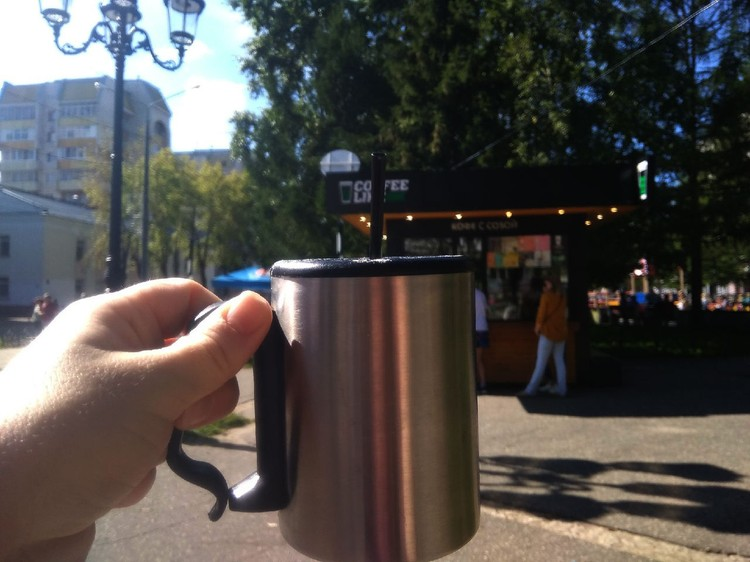 Coffee Like тоже нальют кофе в свою кружку без лишних вопросов