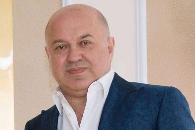 Спортивный агент Дмитрий Селюк.