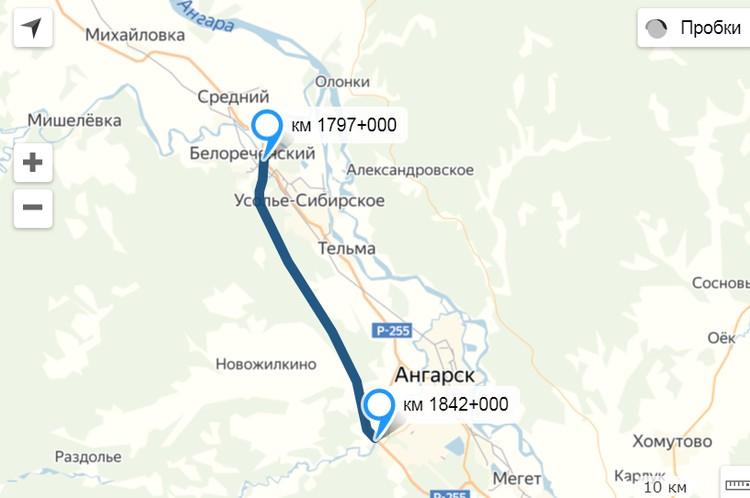 Яндекс карты.