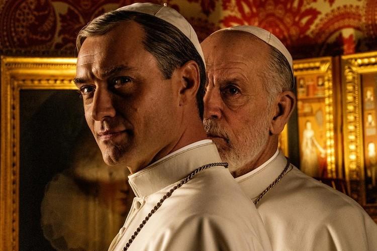 Главное блюдо внеконкурсной программы - второй сезон телесериала Паоло Соррентино «Молодой папа»
