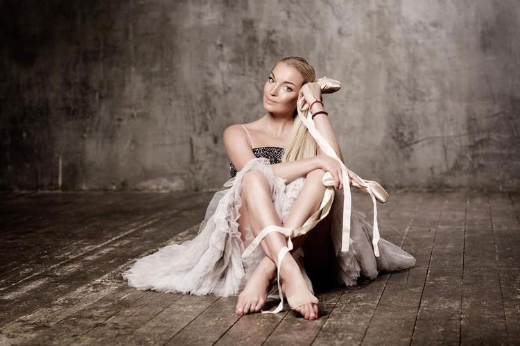 Знаменитая балерина обрела в столице все, что делает талантливого человека счастливым.