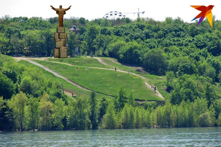 Загородный парк до сих пор без реконструкции. Может, появление 33-метрового Иисуса мотивирует чиновников уделить внимание парку